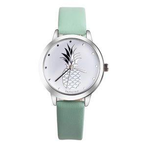 MINT green Pineapple watch NEW!!